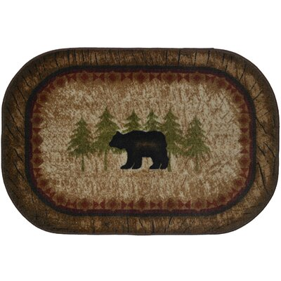 Country Cabin Doormat