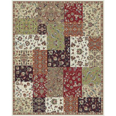 Oakwood Beige Area Rug