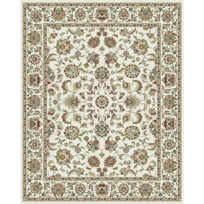 Oakwood Cream Area Rug