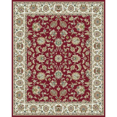 Oakwood Red Area Rug