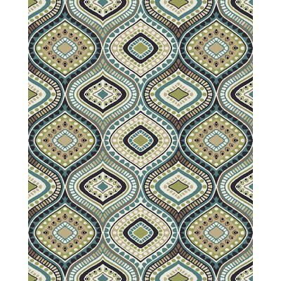 Oakwood Brown Area Rug