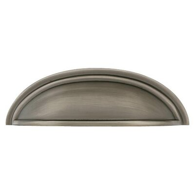 "Cup 4"" Center Cup Pull Finish: Antique Nickel 86173US15A"