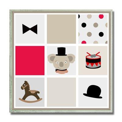 Pollitt Baby Koala Kid's Framed Decorative Plaque HRBE1086 43888651