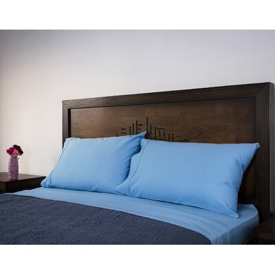 400 Thread Count 100% Cotton Sheet Set Size: Queen, Color: Light Blue