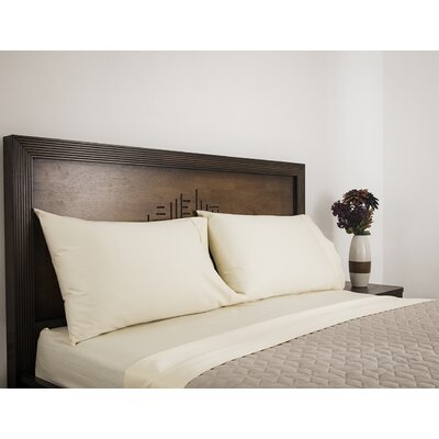 600 Thread Count 100% Cotton Sheet Set Color: Ivory, Size: King