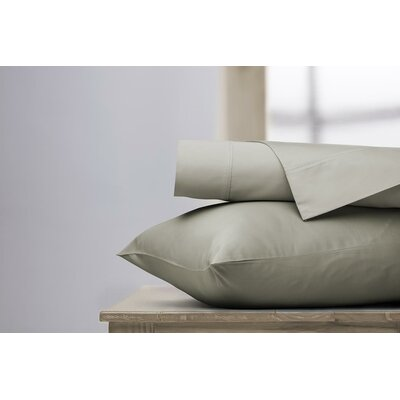 400 Thread Count 100% Cotton Sheet Set Color: Grey, Size: Queen