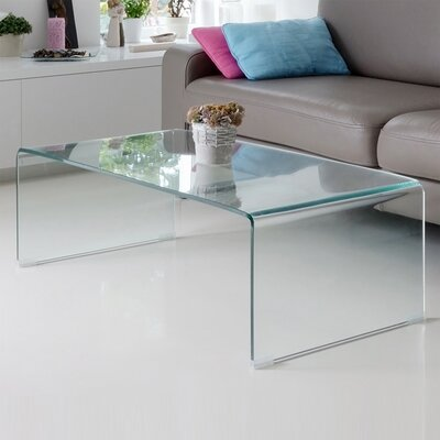 Coffee Table Finish: Clear