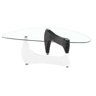 Noguchi Glass Coffee Table