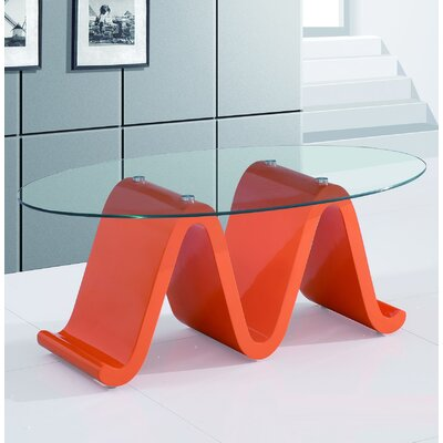 The Wave Elegant Coffee Table