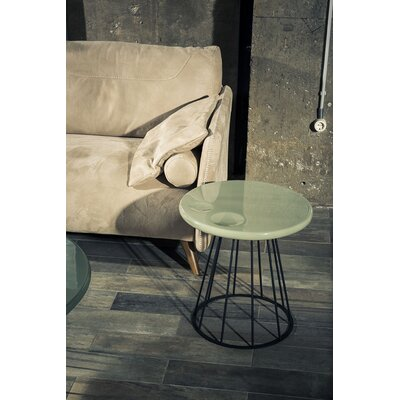 Kammer Coffee Table Size: 19.7 H x 19.7 W x 19.7 D