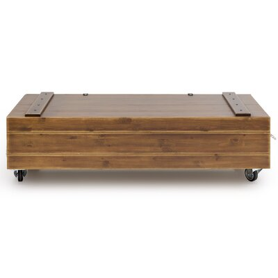 Hasse Coffee Table with Storage
