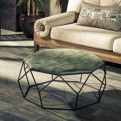 Kalinowski Wood Top Coffee Table