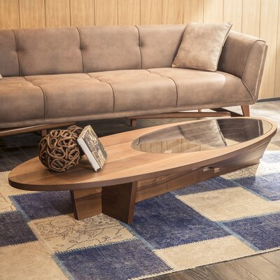 Kalish Coffee Table Finish: Walnut