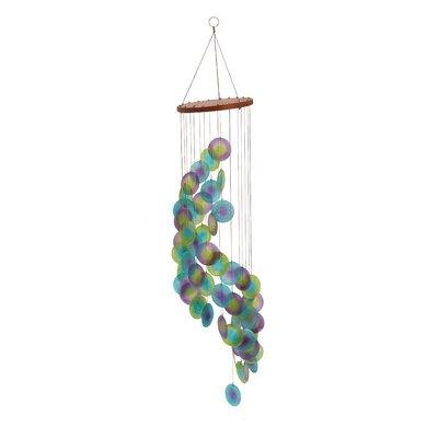 Spiral Kashi Hanging Wind Chime 40380