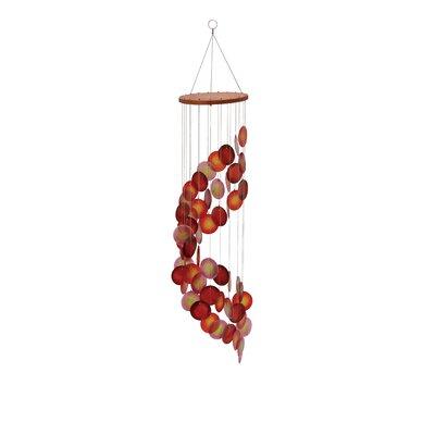 Spiral Kashi Hanging Wind Chime 40382
