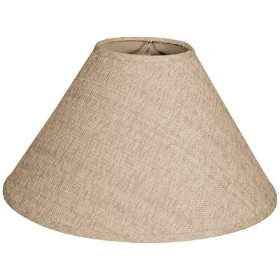 Timeless Coolie 20 Linen Empire Lamp Shade Color: Linen Belgium