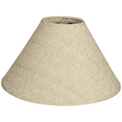 Timeless Coolie 12 Linen Empire Lamp Shade Color: Linen French