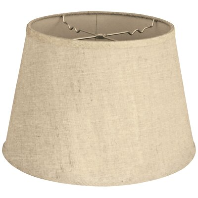 Timeless 12 Linen Empire Lamp Shade Color: Linen French