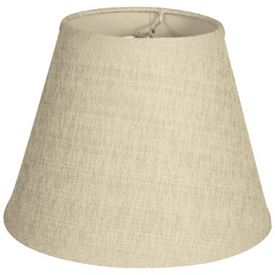 Timeless 18 Linen Empire Lamp Shade Color: Linen French