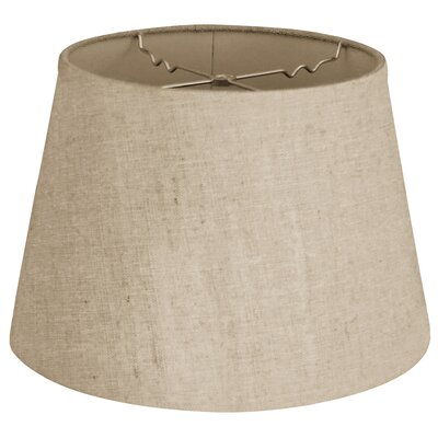 Timeless 12 Linen Empire Lamp Shade Color: Linen Belgium