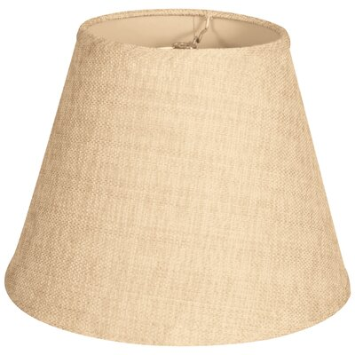 Timeless Deep 14 Linen Empire Lamp Shade Color: Burlap