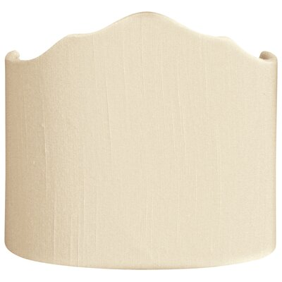 Timeless 8 Shantung Novelty Lamp Shade Color: Beige