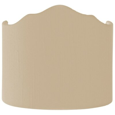 Timeless 8 Shantung Novelty Lamp Shade Color: Antique Gold