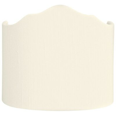 Timeless 8 Shantung Novelty Lamp Shade Color: Eggshell