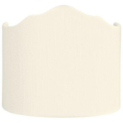 Timeless 8 Shantung Novelty Lamp Shade Color: Eggshell