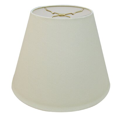Timeless Deep 16 Linen Empire Lamp Shade Color: Linen Eggshell