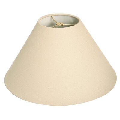 Timeless Coolie 20 Linen Empire Lamp Shade Color: Linen Beige