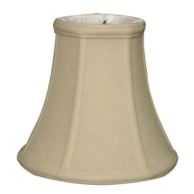 Timeless 8 Linen Bell Lamp Shade
