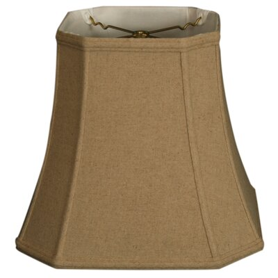 Timeless 15 Linen Bell Lamp Shade Color: Cream