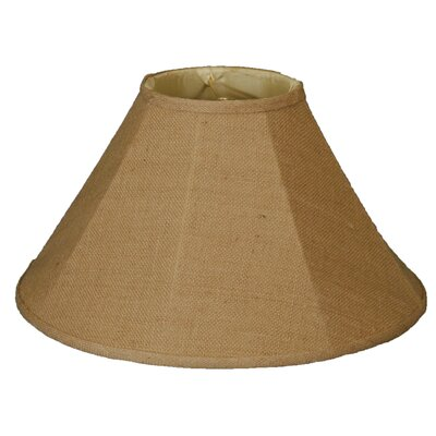 Timeless 20 Burlap Empire Lamp Shade