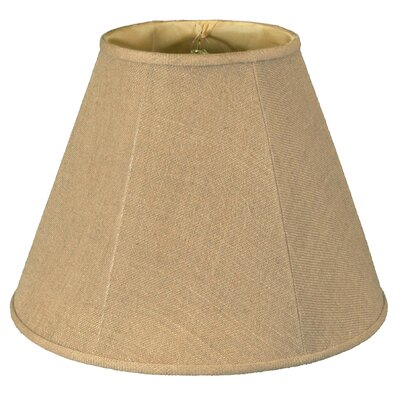 Timeless 18 Burlap Empire Lamp Shade