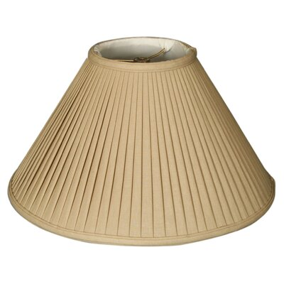 Timeless Coolie 16 Linen Empire Lamp Shade