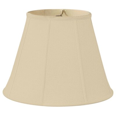 Timeless 14 Linen Empire Lamp Shade Color: Eggshell