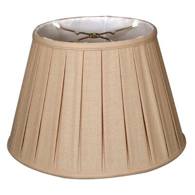 Timeless 19 Linen Empire Lamp Shade Color: Beige