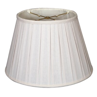 Timeless 20 Linen Empire Lamp Shade Color: White