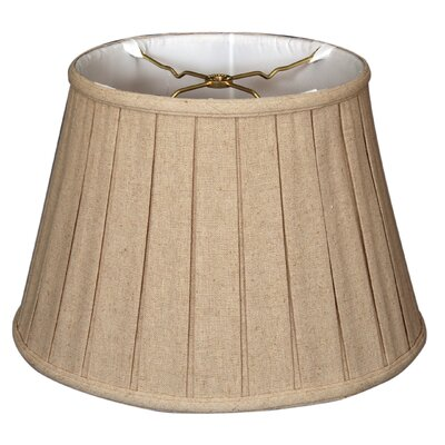 Timeless 14.5 Linen Empire Lamp Shade Color: Cream