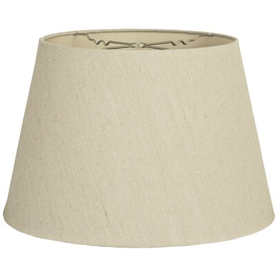 Timeless Tapered 20 Linen Empire Lamp Shade Color: Linen Beige