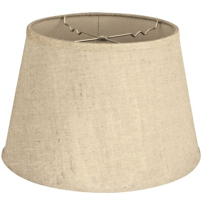 Timeless 14 Linen Empire Lamp Shade Color: Linen French
