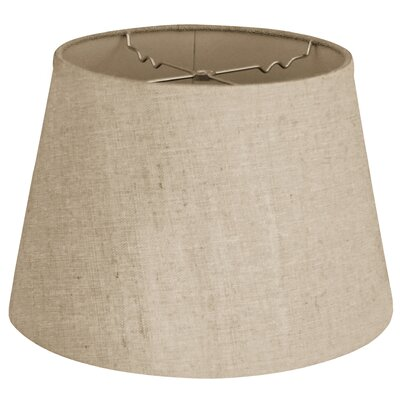 Timeless 14 Linen Empire Lamp Shade Color: Linen Belgium