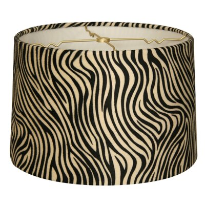 Timeless 14 Linen Drum Lamp Shade