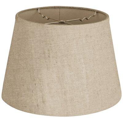 Timeless 18 Linen Empire Lamp Shade Color: Linen Belgium