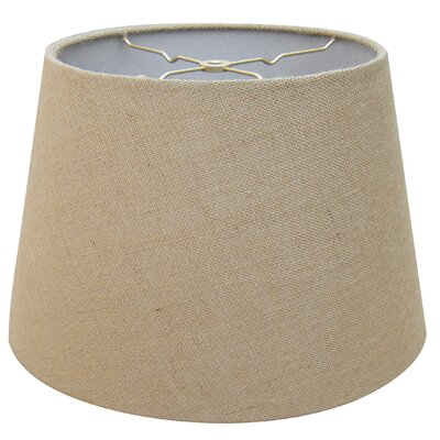 Timeless 14 Linen Empire Lamp Shade Color: Linen Beige