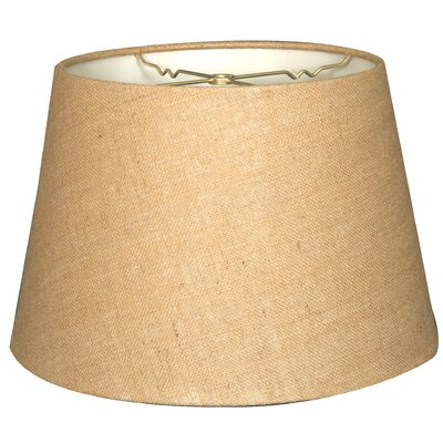 Timeless Tapered 20 Shantung Empire Lamp Shade Color: Burlap