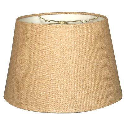 Timeless Tapered 16 Burlap Empire Lamp Shade