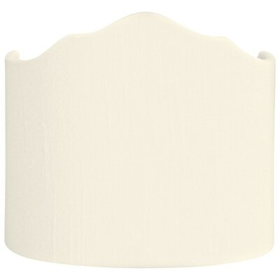 Timeless 10 Shantung Novelty Lamp Shade Color: Eggshell