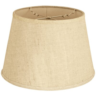 Timeless 14 Linen Empire Lamp Shade Color: Linen Cream